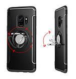 Противоударный бампер с магнитом и кольцом для Iphone 7 Plus /8 Plus, фото 3