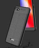 Защитный чехол-накладка под кожу Xiaomi Redmi 6A, фото 3