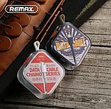 Кабель Remax RC-120m Chaino micro-USB, фото 5