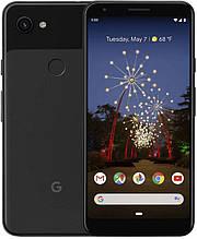 Смартфон Google Pixel 3a 4/64GB Just Black 9 мес.