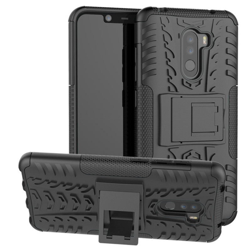 Противоударный чехол-накладка UniCase для Xiaomi Pocophone F1