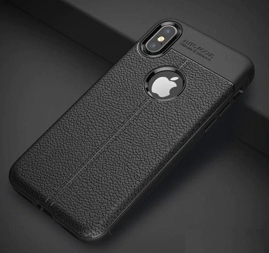 Защитный чехол-накладка под кожу для IPhone XS