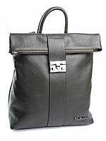 Женский кожаный рюкзак Турция хаки 0379.217 Khaki