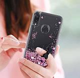 Чехол-накладка (Жидкий Блеск) для Xiaomi Redmi 5 Plus, фото 3
