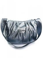 Женская кожаная сумка на одной ручке бронза 0396.1033 Bronze