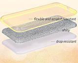 Чехол  3 в 1 с блестками на Samsung Galaxy S7 edge, фото 4