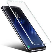 Защитные пленки  (на обе стороны) для Samsung Galaxy S9 прозрачная