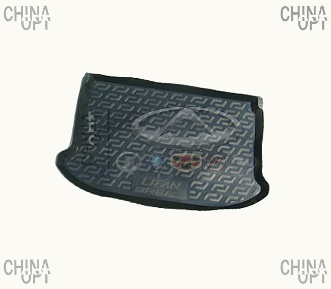 Коврик багажника (резино-пластик)