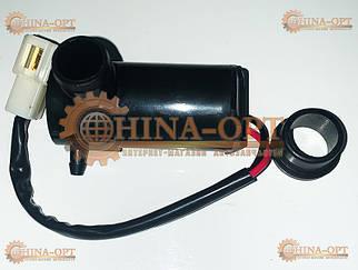 Моторчик бачка омывателя стекла Джили СК1 СК2 СК2ФЛ Geely CK1 CK2 CK2FL 1.3 1.5 МКПП