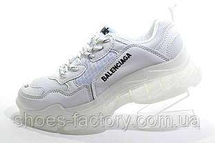 Женские кроссовки в стиле Balenciaga triple s 2020, White\Белые