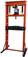 Пресс гидравлический качественный Siker с усилением в 12 тонн для дома в гараж и СТО
