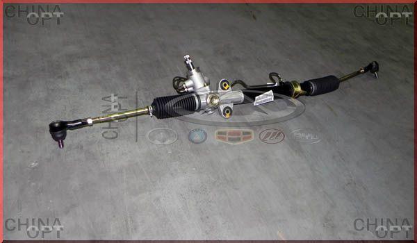 Рейка рульова, без наконечників (c Г/В)