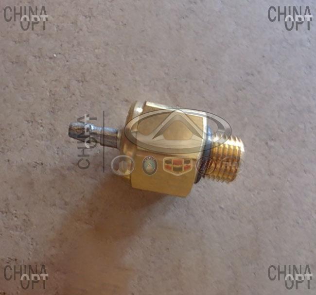Датчик тиску гідропідсилювача керма