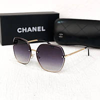 Женские модные солнечные очки (5526) grey