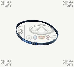 Ремень кондиционера и гидроусилителя Чери Тигго Chery T11 Tiggo Crossover 2.0, 2.4 MT AT MITSUBISHI