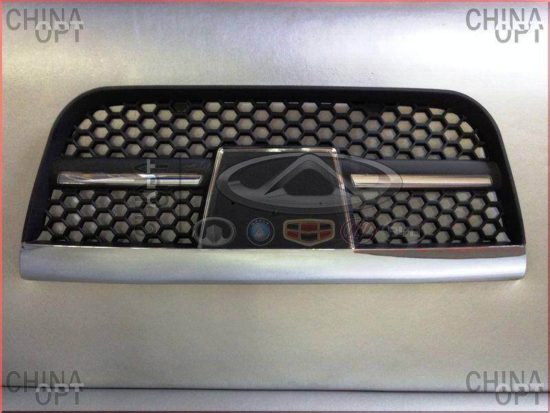 Решетка радиатора (без эмблемы, старого образца)