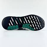 Мужские кроссовки Adidas EQT Support в стиле Адидас ЕКТ СЕРЫЕ (Реплика ААА+), фото 4