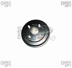 Барабан гальмівний задній (c ABS, 1 підшипник)
