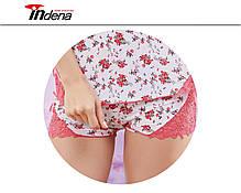 Женский комплект для сна майка и шорты Марка «INDENA» Арт.9109, фото 3