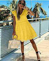 Платье летнее прошва 43087, фото 1
