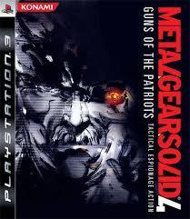 Игра для игровой консоли PlayStation 3, Metal Gear Solid 4: Guns of the Patriots (БУ)