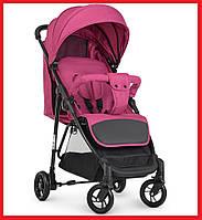 Коляска детская M 4249 Pink