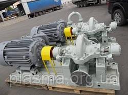 Электронасосный нефтяной агрегат 4Н5х4