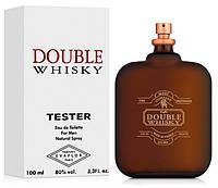 Туалетная вода Evaflor Double Whisky 100ml  М TESTER, фото 1
