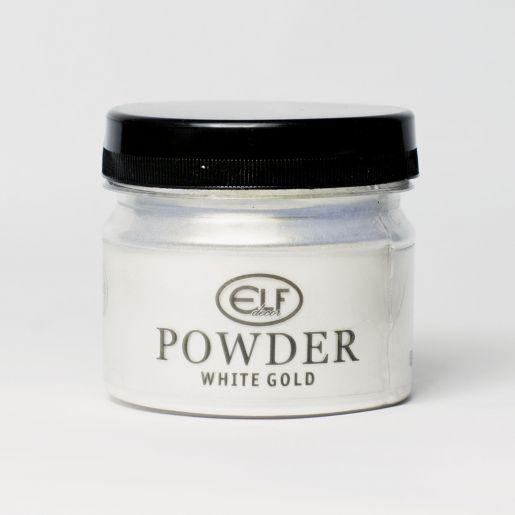 Powder - Металлизированная пудра для добавления в лаки, воски, лазури и тд Elf (50 г)
