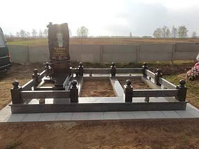 Памятник гранитный (Образец 1115) 2