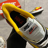 Мужские кроссовки Nike LD Waffle Sacai, мужские кроссовки найк вафл сакаи, фото 4