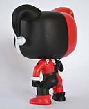 Колекційна фігурка Funko Pop! Batman: Harley Quinn Red, фото 2