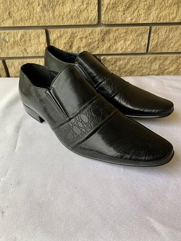 Туфлі чоловічі AILAIFA, фото 2
