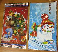 """Новогодняя упаковка """"Новогодний пакет"""" , фото 1"""