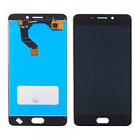 Дисплейный модуль (LCD дисплей + touch screen) для Meizu M6 Note Black
