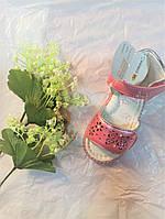 Детские босоножки  Clibee бабочка  для девочки 25-16, фото 1