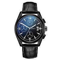 Часы наручные мужские Geneva Black