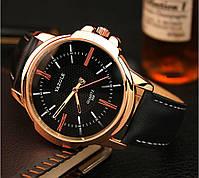 Часы наручные мужские YAZOLE Gold, фото 4