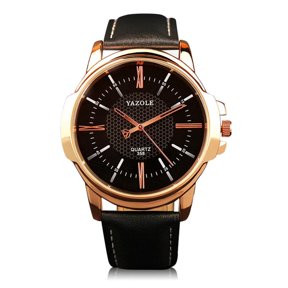 Часы наручные мужские YAZOLE Gold