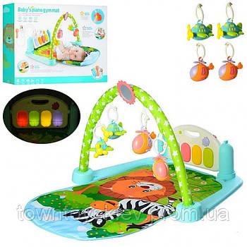Коврик для младенца 9912A/B (9912B)