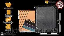 Радиатор DAF LF55 Euro 3 (с рамой)