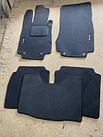 Ворсовые коврики в салон MERCEDES S-class W220 (1998-2005)