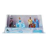 Disney Store Игровой набор с фигурками Золушка Cinderella Figure Play Set 70th, фото 2