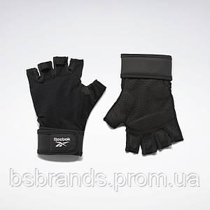 Перчатки Reebok для зала One Series Wrist FQ5373 (2020/1)