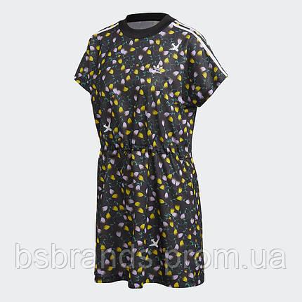 Женское платье adidas Print FL4100 (2020/1), фото 2