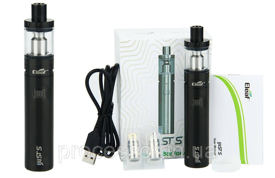 Електронна Сигарета Eleaf iJust S Black Starter Kit 4ml Atomizer - 3000mAh