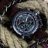 Армейские часы Amst (Амст) Оригинальные, Неубиваемые Водонепроницаемые, фото 2