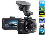 Автомобильный Видеорегистратор DVR - G-30 NOVATEK 96650 Full Hd, 1080P, фото 2