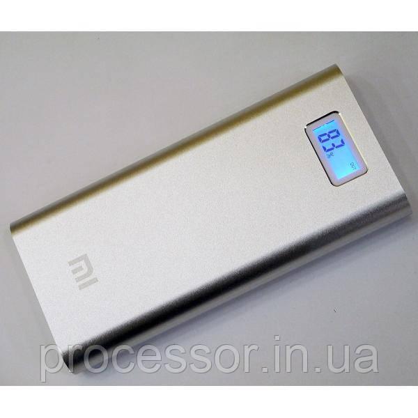 Power Bank Xiaomi 28800 mAh Портативное зарядное 2 выхода С Дисплеем
