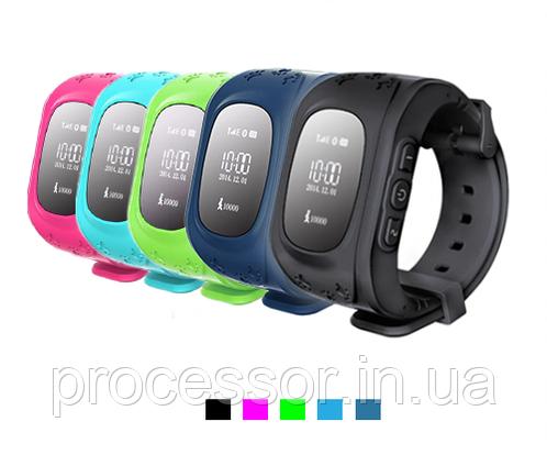 Smart baby watch q-50 з GPS трекером, Дитячі смарт годинник